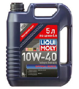 Ликви моли 10W-40 Optimal Diesel