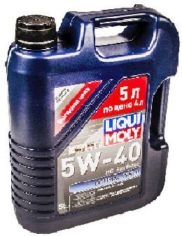 LIQUI MOLY Optimal Synth 5W40